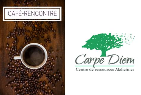 Café-rencontre Carpe Diem - Shawinigan
