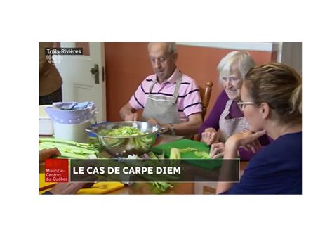 Carpe Diem reportage 11 sept2018