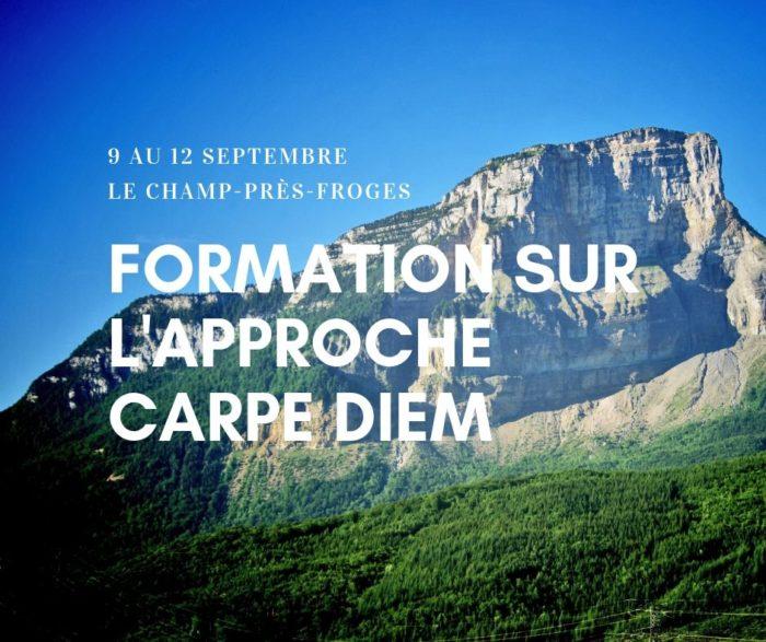 formation froges carpe diem